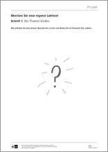 Unterrichtsmaterial Erwachsene | A1 | Grammatik | Ja/Nein-Fragen / W ...