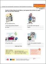 Unterrichtsmaterial Erwachsene B1 Kommunikation Kommentar