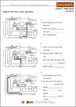 unterrichtsmaterial erwachsene a1 handlungsfelder orientierung in der stadt. Black Bedroom Furniture Sets. Home Design Ideas