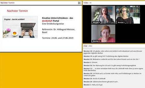 Screenshot Live-Talk digitale Sünden